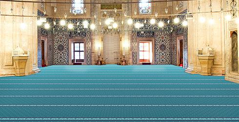 Cami Halısı Projeleri
