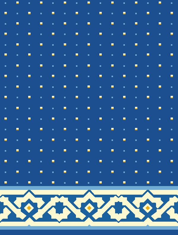 Ayasofya Mavi Saflı Cami Halısı