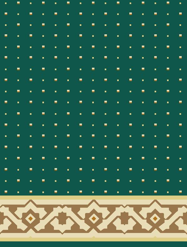 Ayasofya Yeşil Saflı Cami Halısı
