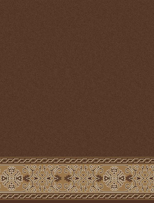 Behram Paşa Kahve Saflı Cami Halısı