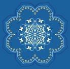 Bilali Habeşi Mavi Göbekli Cami Halısı