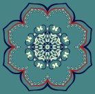 Bilali Habeşi Turkuaz Göbekli Cami Halısı