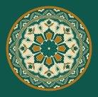 Hacı Hüsrev Yeşil Göbekli Cami Halısı