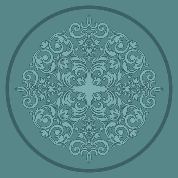 Mihrimah Sultan Antik Yeşil Göbekli Cami Halısı